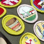 Troop 244 Webmaster badge