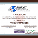 Product Manager Certification
