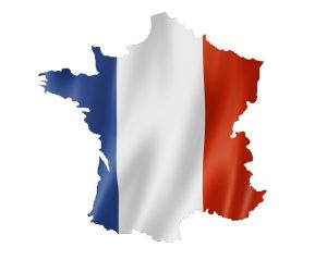 French flag feature