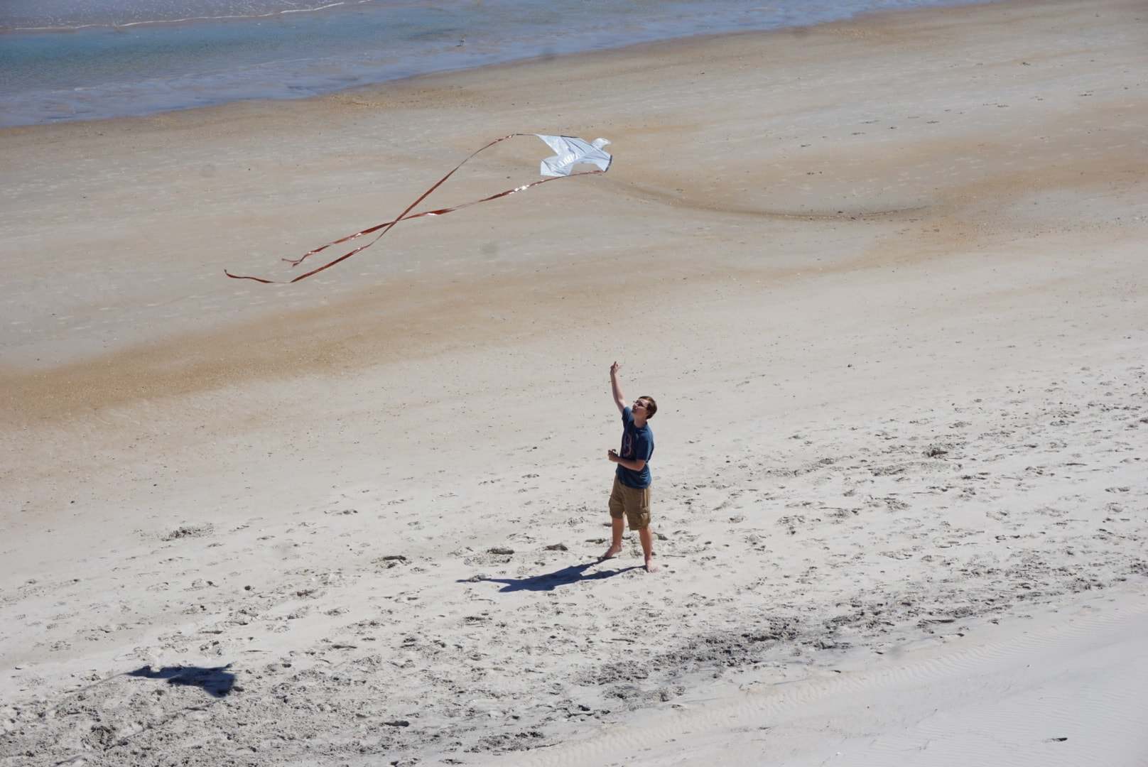 Jack flying a kite 1