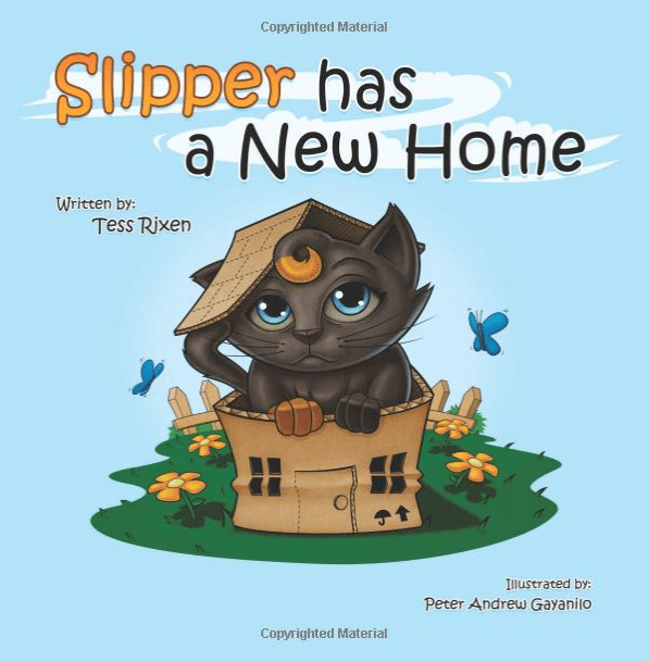 Slipper has a New Home