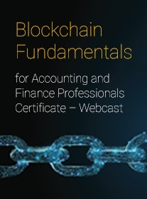 Blockchain for Accounting and Finance